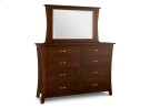Yorkshire 8/Drawer Double Dresser Product Image