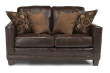 Port Royal Leather Loveseat