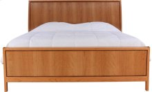 Tribeca Sleigh Bed, Cal King