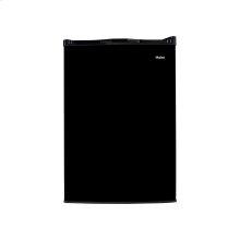 Haier 4.5-Cu.-Ft. Compact Refrigerator - black