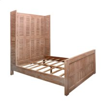 Key West Shutter King Bed