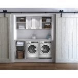 Electrolux Compact Washer With Iq-Touch® Controls Featuring Perfect Steam - 2.4 Cu. Ft.