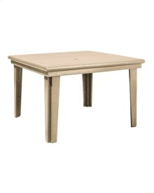"T10 47"" Square Dining Table"