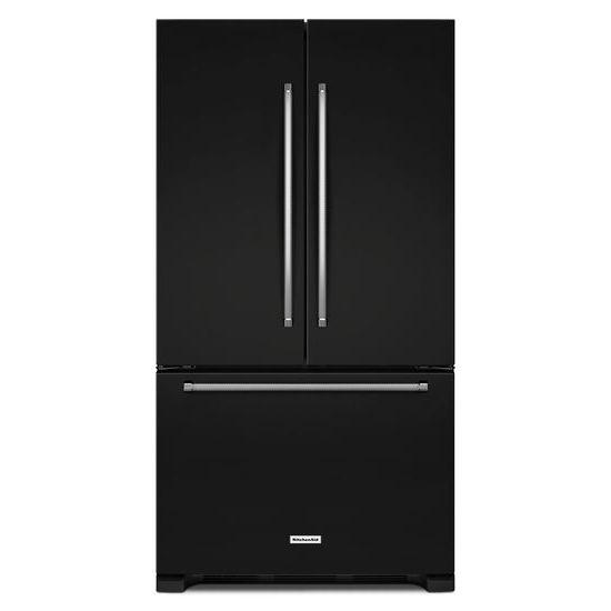 Amazing KitchenAid® 22 Cu. Ft. 36 Inch Width Counter Depth French Door Refrigerator  Hidden