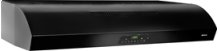 "42"", Under Cabinet Range Hood - Black, 450 CFM"
