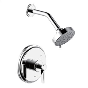 Polished Chrome Wallace (Series 15) Shower Trim