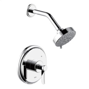 Polished Chrome Wallace (Series 15) Shower Trim