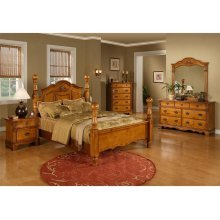 Elements Furniture BY100 Bryant Bedroom set Houston Texas USA Aztec Furniture