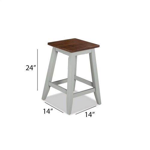 Dining - Small Space Backless Barstool