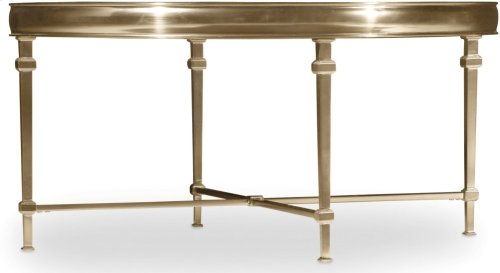 Highland Park Round Cocktail Table