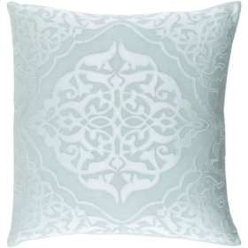 """Adelia ADI-004 22"""" x 22"""" Pillow Shell with Polyester Insert"""