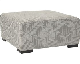 Orson Square Cocktail Ottoman