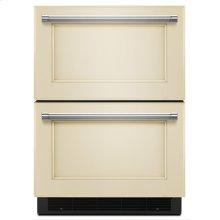 "24"" Panel Ready Refrigerator/Freezer Drawer"