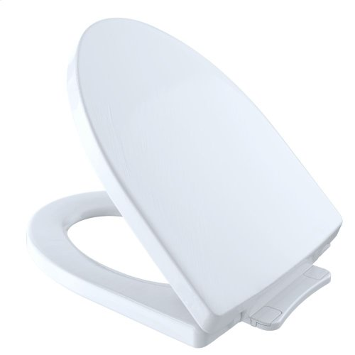 Soirée® SoftClose® Toilet Seat - Elongated - Cotton