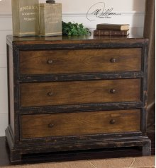 Rishi, Three Drawer Chest