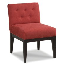 Geneva Armless Lounge Chair