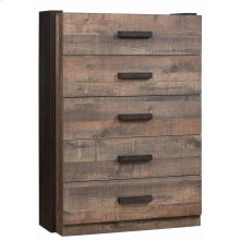 Weston Weathered Oak and Rustic Coffee Chest