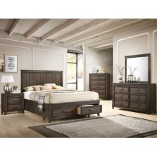 Crown Mark B3150 Presley Storage King Bedroom