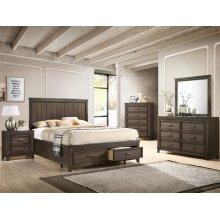 Crown Mark B3150 Presley Storage Queen Bedroom