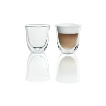 Cappuccino Cups - Set of 2 Glasses - DBWALLCAPP