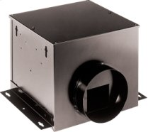 Single-Port Remote In-Line Ventilator, 210 CFM
