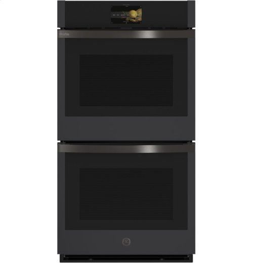 "GE Profile Series 27"" Built-In Convection Double Wall Oven"