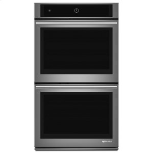 "Jenn-AirEuro-Style 30"" Double Wall Oven with Upper MultiMode® Convection System"
