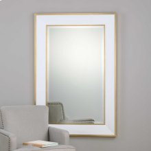 Cormor White Mirror