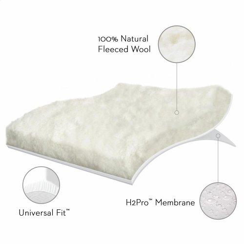 Wool TiteMattress Protector - Twin Xl