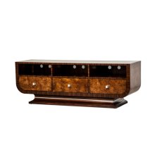 Cloche TV Stand Bourbon
