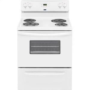 CrosleyCrosley Electric Range - White