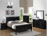 Louis Philip 5-d Chest Black Product Image