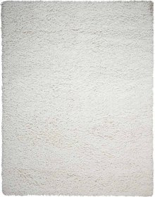 Zen Zen01 Wht Rectangle Rug 7'6'' X 9'6''