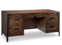 Portland Double Pedestal Executive Desk Product Image