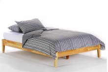P-Series Basic Bed in Natural Finish