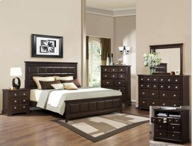Charles Queen Footboard