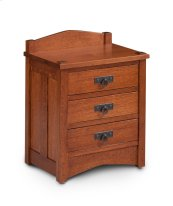 Grant Nightstand with Drawers