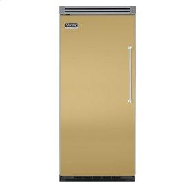 """Golden Mist 36"""" Quiet Cool™ All Freezer - VIFB Tru-Flush™ (Left Hinge Door)"""