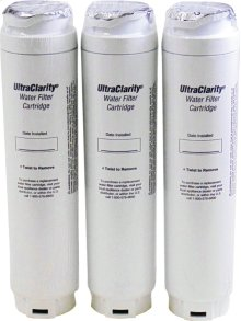 Water Filters 3 Pack of Water Filters BORPLFTR10 & RA450010