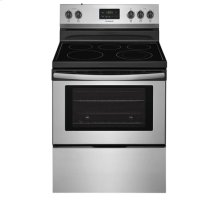 4 PIECE FRIGIDAIRE STAINLESS STEEL PACKAGE
