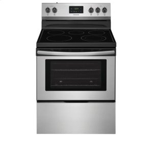 30'' Electric Range Product Image