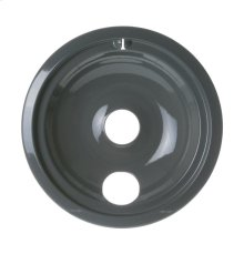 "Range 8"" Porcelain Drip Bowl - Gray"