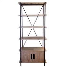 Boathouse Metal Bookcase