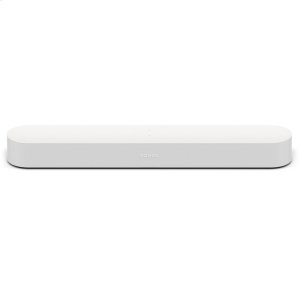SonosWhite- The smart, compact soundbar for TV, music, and more.