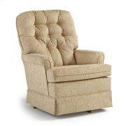 JOPLIN1 Swivel Glide Chair Product Image