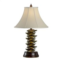Tiered Turtles Lamp
