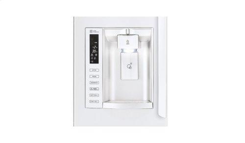 27 cu. ft. Ultra Capacity 3-Door French Door Refrigerator w/Smart Cooling®