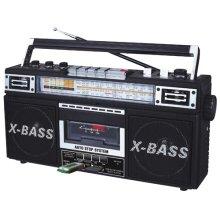 Rerun X Radio and Cassette To MP3 Converter