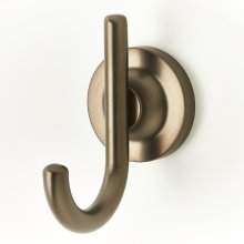 Robe Hook Taos (series 17) Bronze