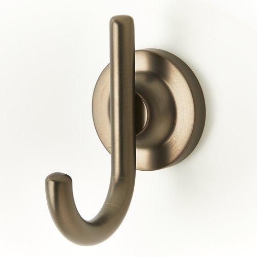 Robe Hook Taos (series 17) Bronze